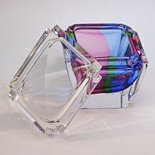 1930s 捷克水晶玻璃盒