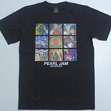 【Mr.17】Pearl Jam BACKSPACER 珍珠果醬樂團 進口短袖搖滾T恤 T-SHIRT(KR036)