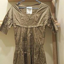 降價日本設計師品牌whiple 長版衣F號日本製