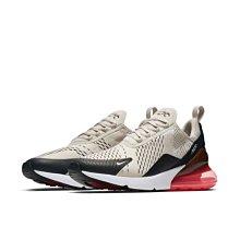 老夫子 Nike Air Max 270(AH8050-003)卡其紅潮流時尚慢跑運動鞋男女