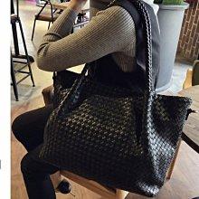 現貨??♀️包包女2020新款韓版潮大容量女包編織單肩包大包春夏百搭斜挎包