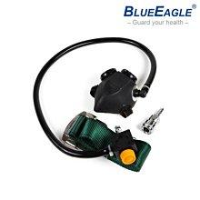 【醫碩科技】藍鷹牌  NP-375 接空壓機式送風口罩 半面罩式送風口罩