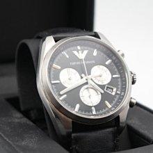 【台中青蘋果】Emporio Armani AR6009 男錶 二手精品手錶#29032