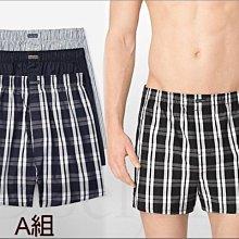 真品 Calvin Klein CK卡文克萊寬鬆內褲平口褲四角褲男內著三件一組  M號 愛COACH包包