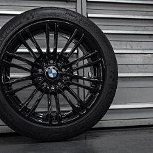 國豐動力 M3 E90 E92 1M 正廠 亮黑色 BMW鋁圈 前ET29 8.5J 後 ET23 9.5J 18吋 現貨供應 歡迎洽詢 價格為單價