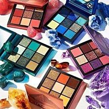 路克媽媽英國🇬🇧代購 Huda Beauty 鑽石 九宮格眼影盤 Obsessions Eyeshadow Palette(正品代購附購證)