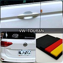 德國 國旗 旗標 貼紙 Volkswagen 福斯 Golf GTI Polo Sharan Tiguan Touran