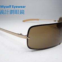 信義計劃 ALVIERO MARTINI MK0013 地圖太陽眼鏡 義大利製皮框皮腳皮革金屬框擋風鏡