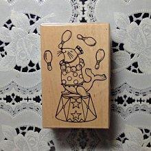 貝登堡印章~G章(GT-5141)表演丟瓶子的海獅