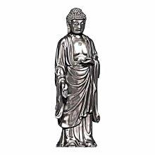 【 南玥閣 】釋迦摩尼佛雕像 925銀