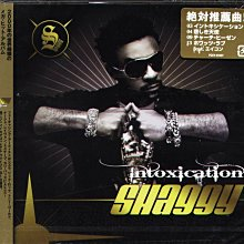 K - Shaggy - Intoxication - 日版 +2BONUS - NEW