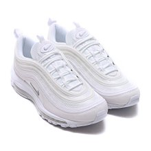 =CodE= NIKE AIR MAX 97 3M反光慢跑鞋(全白) 921826-101 氣墊 銀彈 潮流 子彈 男女