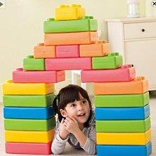 *小踢的家玩具出租*F157  *2歲以上Weplay歡樂大積木家庭組/輕巧,安全~即可租