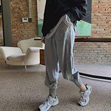 束腳運動褲 DANDT 哈倫拉鍊束腳九分運動褲(20 SEP)同風格請在賣場搜尋 SHA 或 歐美服飾