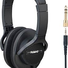 造韻樂器音響- JU-MUSIC - ROLAND RH-A7 立體聲全罩式 專業監聽耳機 全新 RHA7