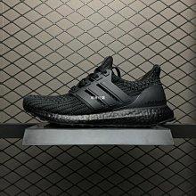 Adidas Ultra Boost 4.0 愛迪達 黑 百搭 編織 休閒運動慢跑 BB6166 女鞋