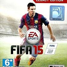 【二手遊戲】PSVITA PSV 國際足盟大賽2015 足球 世界盃 FIFA 15 英文版【台中恐龍電玩】