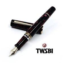 =小品雅集=臺灣 TWSBI 三文堂 2021 特別款 限量版 火龍 玫瑰金 鋼筆