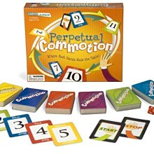 骰子人桌遊-一路玩到掛:金銀擴充 Perpetual Commotion Exp