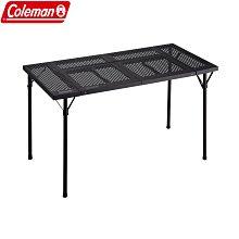 Coleman   CM-37308M 三用烤肉桌組 2段高度多種搭法 鐵桌 戶外桌 圍爐桌 德晉 大營家露營登山休閒