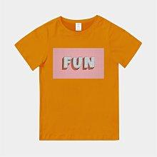 T365 MIT 親子裝 T恤 童裝 情侶裝 T-shirt 標語 話題 口號 標誌 美式風格 slogan FUN