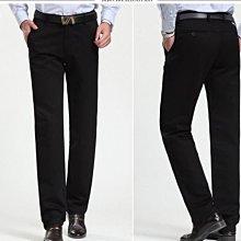 42~46腰超大尺碼打褶.平面細緻西裝褲/工作褲/直筒褲 特價390
