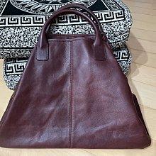 西班牙ZARO真皮革製 大容量 兩用肩背包