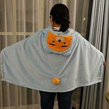 現貨暖呼呼😍萊恩造型Ryan屁桃披風懶人毯空調毯毯子午睡辦公室 教室 車內 保暖被子披風