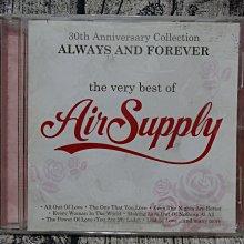 勝利屋 超值直購品-AIR SUPPLY 空中補給合唱團 Always And Forever 曠世情歌精選 專輯CD