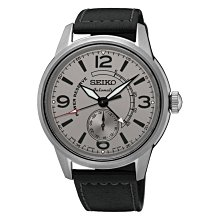 SEIKO PRESAGE中央動力儲存顯示機械錶 SSA337J1 4R57-00C0N限量到貨一只