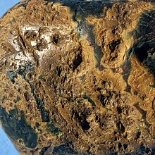 【閒雲雅士】台灣玉石 (#1) — 虎皮原石