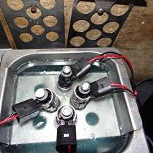 缸內直噴必備 精緻噴油嘴清洗保養 AUDI A4 TT TFSI FSI GOLF5 GTI PASSAT