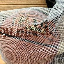 DIBO~現貨 斯伯丁SPALDING 多用網袋 灰黑款 籃球 排球 躲避球 足球 單顆球袋 肩背安全 安心側背包~球網