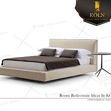 【爵品訂製床】MF-B2-30復刻B&B近原裝進口奢華絨布5尺雙人床組,訂制6尺加大床架,尺寸、面料顏色客制化,訂制工廠