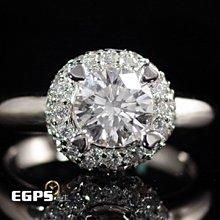 【永久流當品】GIA 鑽石 附證書 1.00CT G/VS2 無螢光 天然鑽石 KAG5827