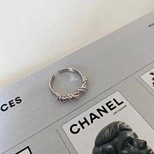 正韓 [銅.戒指] 纏繞.開口戒指 intertwine open ring【NN326】