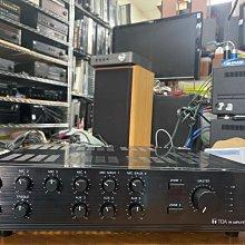 TOA GA-1706 廣播 教學 混音前後級擴大機 9成新 新品$15000