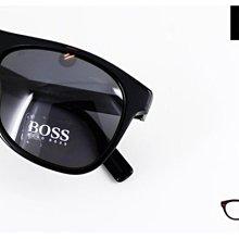 【My Eyes 瞳言瞳語】HUGO BOSS 流線型太陽眼鏡 小賈斯丁款 57尺寸