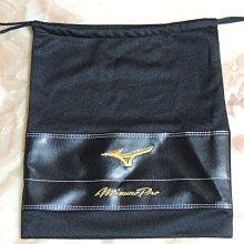 貳拾肆棒球--日本帶回-收藏Mizuno pro革底手套袋