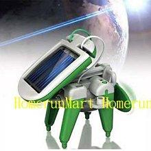 RK3自然科學教材6合1太陽能機器人DIY益智太陽能玩具6in1 益智玩具兒童科學推理創造動腦寒暑假禮物寓教於樂科學教具