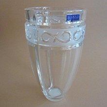 WATERFORD CRYSTAL 阿拉伯圖驣水晶花瓶