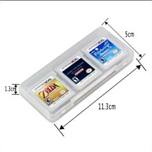 3DS30 玩家必備 六合一 卡盒 Nintendo3DS 3DSLL 3DSXL 卡帶盒遊戲卡盒配件收納盒