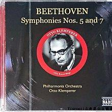 @【NAXOS】貝多芬:第五,七號交響曲(Otto Klemperer克倫培勒,愛樂管弦樂團)