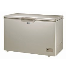SANLUX 台灣三洋 386L 上掀式 冷凍櫃 風扇式 無霜 SCF-386GF $17000