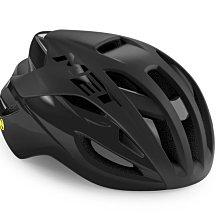 【online bike】線上單車 MET RIVALE 安全帽 消光黑