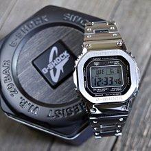 【美國鞋校】限量 代購 Casio G-Shock GMW-B 5000 D-1 金屬錶 限量款