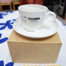 DOMBA COFFEE台灣限定咖啡杯盤組