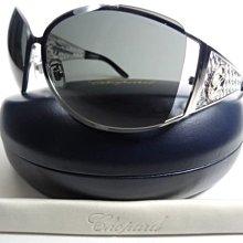 【信義計劃】眼鏡 全新真品 Chopard 蕭邦太陽眼鏡 鏤空真鑽金屬框