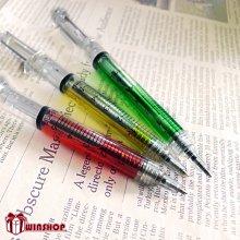 【贈品禮品】B1688 擬真針筒原子筆/針筒筆/針筒原子筆/整人筆/注射器型原子筆/創意文具