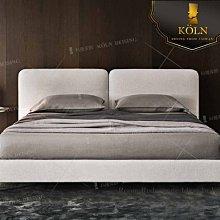 【爵品訂製床架】MF-B2-10復刻經典現代雙人床《 免費諮詢空間整體配置設計、專屬客制傢俱》
